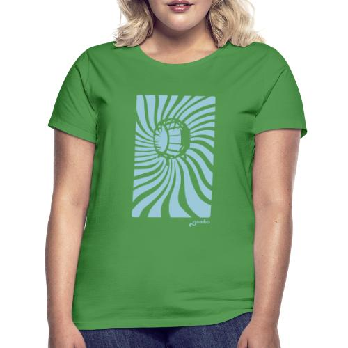 wirbel - Frauen T-Shirt