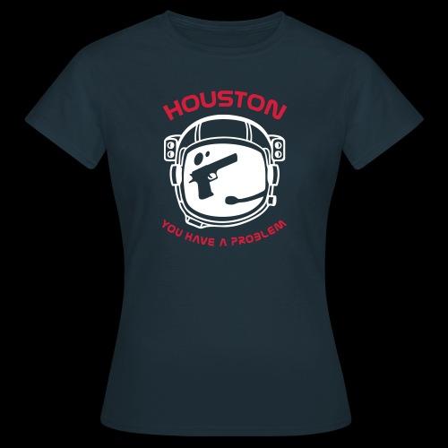 God bless America but... - Women's T-Shirt