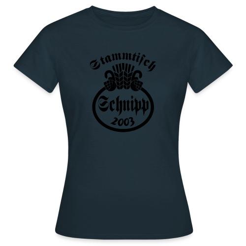 Schnipp2003 klassisch - Frauen T-Shirt