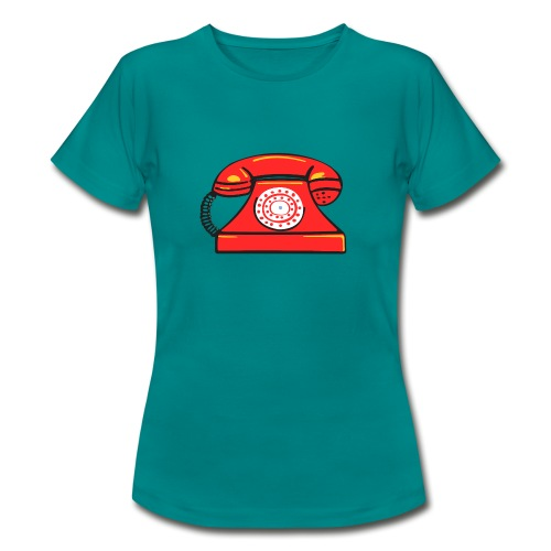 PhoneRED - Women's T-Shirt
