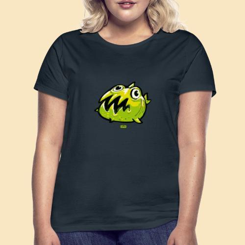 Worryfish Fishtown - Frauen T-Shirt
