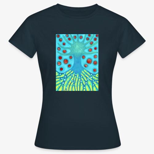 Drzewo I Planety - Koszulka damska