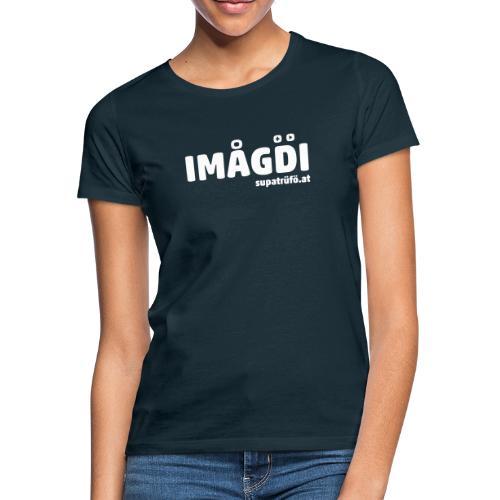 supatrüfö IMOGDI - Frauen T-Shirt