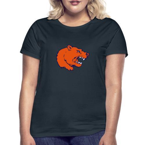 Logo St. Gallen Bears - Frauen T-Shirt