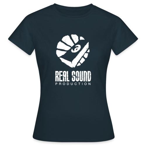 RSPWhite - T-shirt Femme