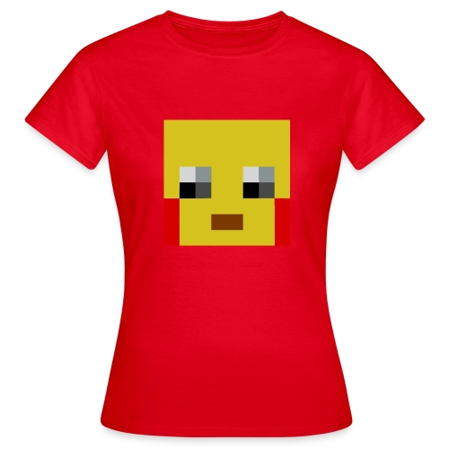 face - Women's T-Shirt