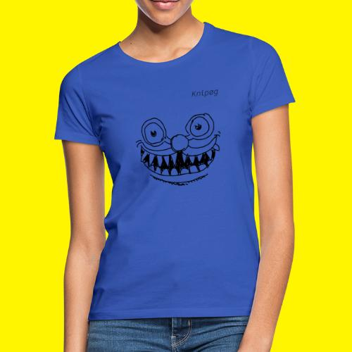Scissorface - Vrouwen T-shirt