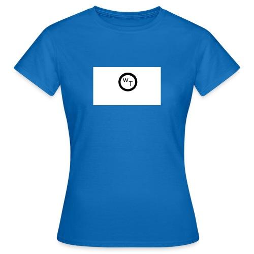 LOGO WT - Camiseta mujer