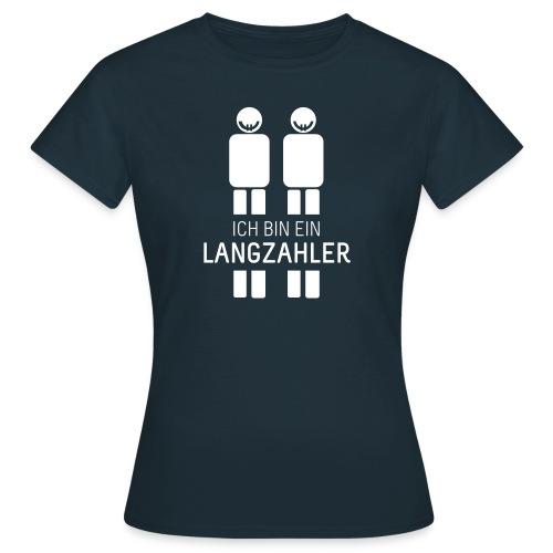 langzahler ai2 - Women's T-Shirt