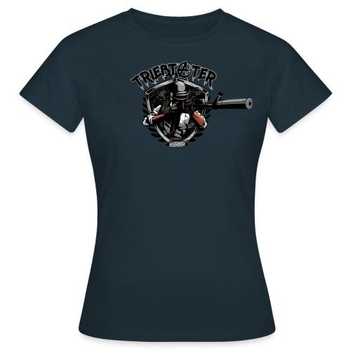 Triebtäter weapon - Frauen T-Shirt