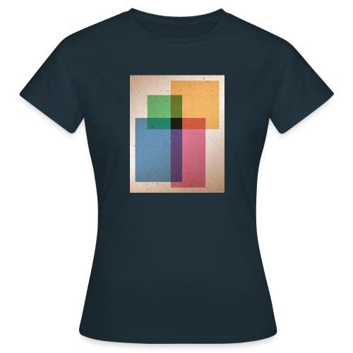 kors 8 jpg - T-skjorte for kvinner