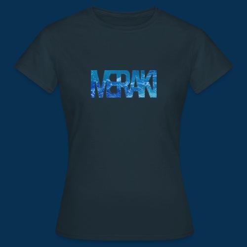 Meraki - T-shirt dam