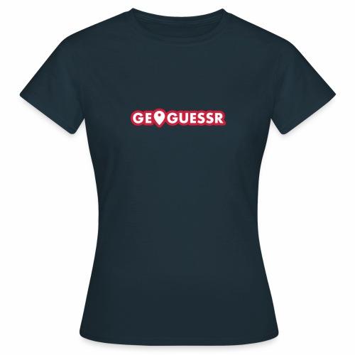 GeoGuessr - Logo - Women's T-Shirt