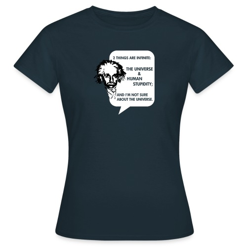 Human Stupidity - Women's T-Shirt