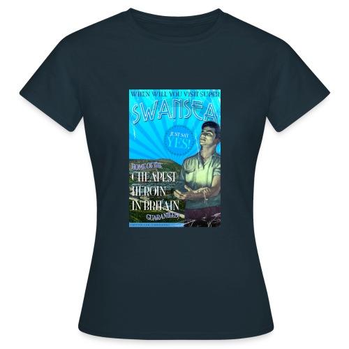 Swansea - Women's T-Shirt