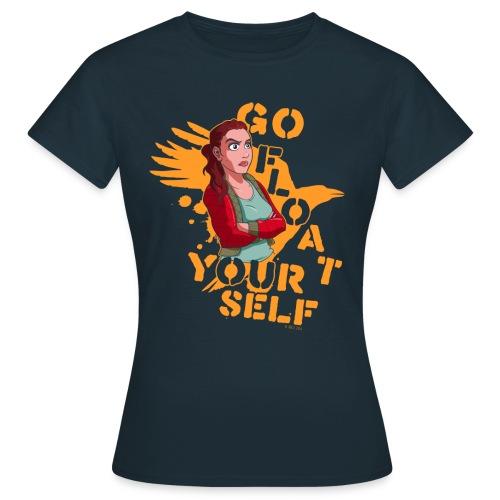 Float Yourself transparent - Frauen T-Shirt