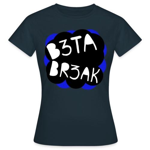 Betabreak Logo - Women's T-Shirt