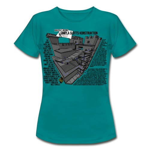 Jacobs Slott - T-shirt dam
