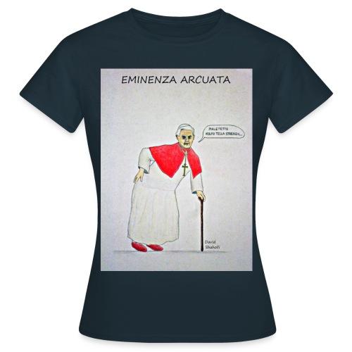 Eminenza Arcuata jpg - Maglietta da donna