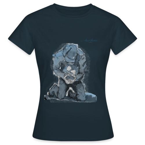 DeyziDoxs-Logo_muz - Frauen T-Shirt