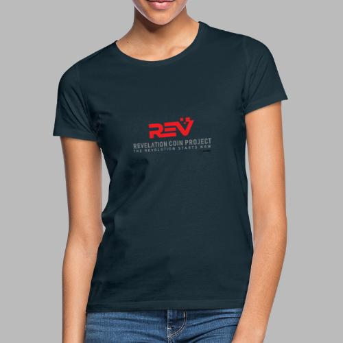 Revelation Logo BIG, single side - Women's T-Shirt