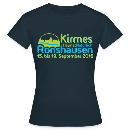 Kirmes Logo 2016 - Frauen T-Shirt