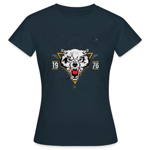 wolf since 1976 - T-shirt Femme