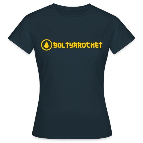 Bolt Ya Rocket - Women's T-Shirt