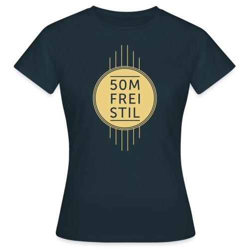 20111209 logo - Frauen T-Shirt