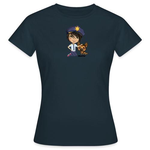 Jack und Hund - von Momio Designer Cat9999 - Frauen T-Shirt