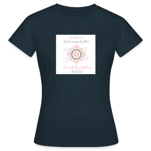 Douceur - T-shirt Femme
