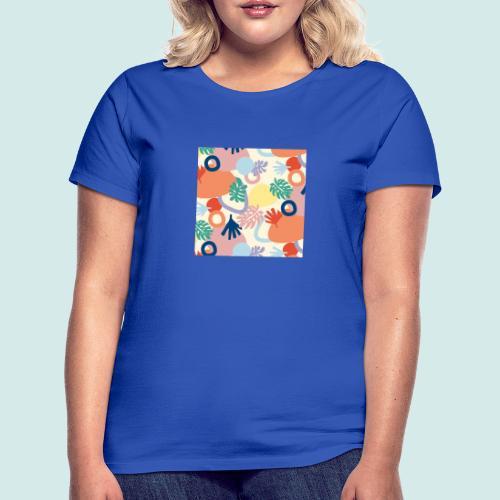 Urban leaves - Frauen T-Shirt