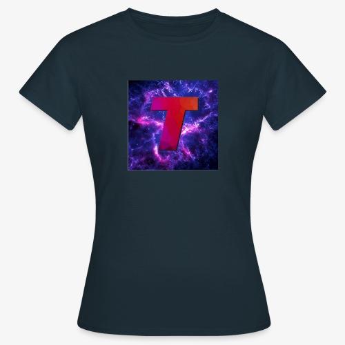 Tsunami Logo - T-skjorte for kvinner