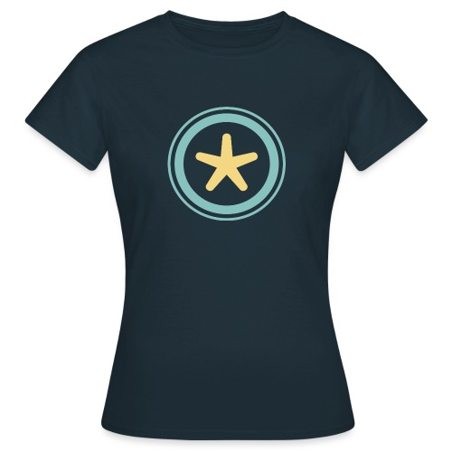 El mundo a través de un visor - Camiseta mujer
