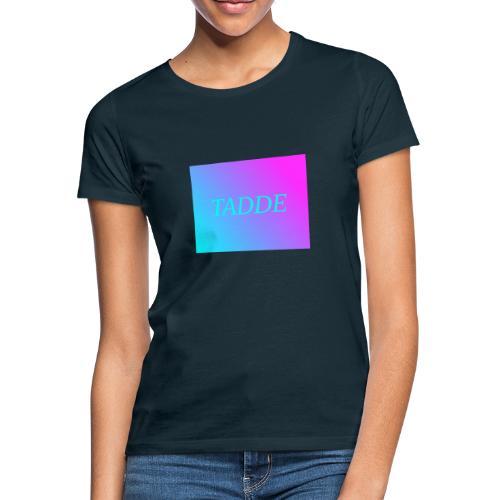 Tadde - T-shirt dam