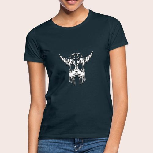 Maske - Frauen T-Shirt