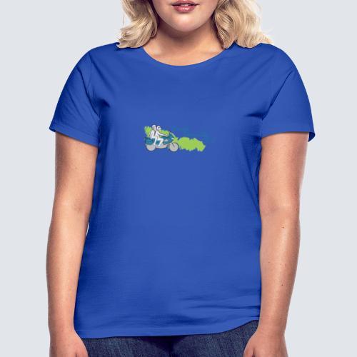 HDC logo - Vrouwen T-shirt