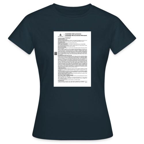 Tachipirina - Maglietta da donna