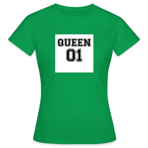 Queen 01 - T-shirt Femme