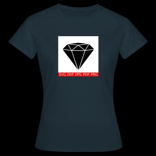 bling bling - Frauen T-Shirt