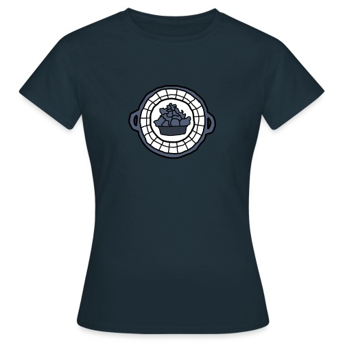 Mandje - Vrouwen T-shirt