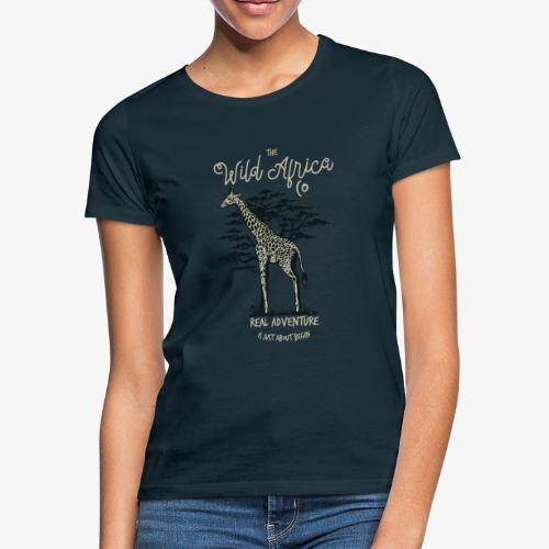 Girafe - T-shirt Femme