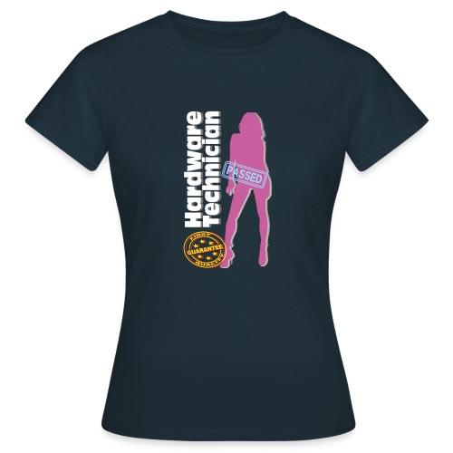 Hardware Technician - Maglietta da donna