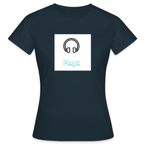 Headphone playz - Women's T-Shirt