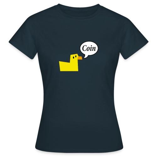 logo_coin_w3_large - T-shirt Femme