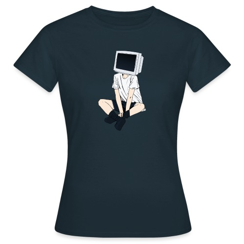 Monitor Head 3 - Women's T-Shirt