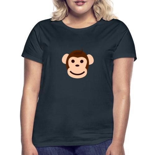 Happy Monkey - Frauen T-Shirt