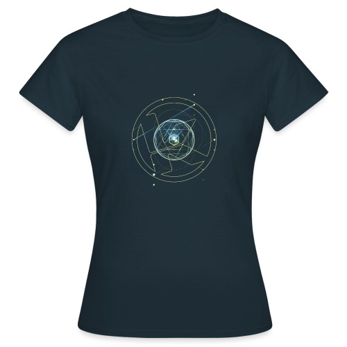 Kozzmozz The Ongoing Portal - Women's T-Shirt