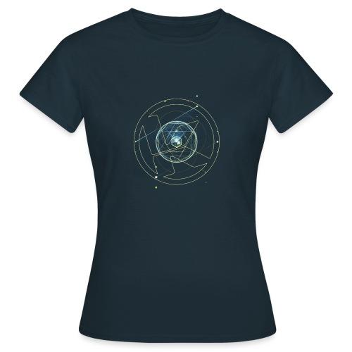 Kozzmozz The Ongoing Portal - Women's T-Shirt