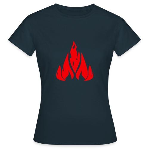fire - Women's T-Shirt